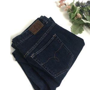 Ralph Lauren Jeans - Ralph Lauren Classic Straight Dark Wash Jeans